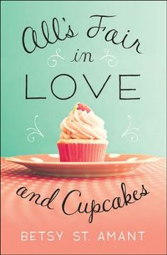 Football and cupcakes? Football and cupcakes! Yes, All's Fair in Love And Cupcakes is a perfect combination for those who want a sweet romantic escape. Filled with endearing characters, a behind the scenes look at reality TV and a romance that you can root for, Betsy St. Amant has written a novel that 20-somethings (and beyond) will love. So put up your feet, grab a sweet and dig in to All's Fair in Love And Cupcakes.