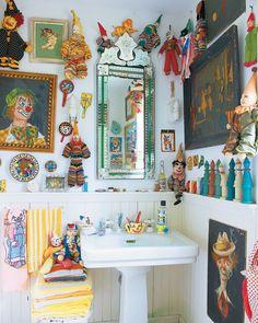 HOME & GARDEN: Ambiance éclectique dans un loft New-yorkais