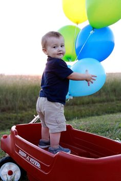 First Birthday Pictures {Courtesy of Ramie Babcock Photography}