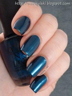 Wacky Laki: OPI Germany Collection for Fall 2012: Part 2