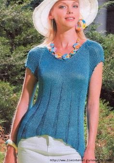 Inspired by Bright Sweater by Junko Okamoto Summer Knitting, Hand Knitting, Knitting Patterns, Knitting Magazine, How To Wear Scarves, Revolve Clothing, Knitwear, Knit Crochet, Clothes