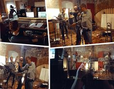 Now we recorded brass section. At this point, these guys really saved me. Thank you so much Nicoló Ravenni, Carlo Grandi and Marko Solman. You did a fabulous job! Thank You So Much, Debut Album, Brass, Guys, Studio, Fictional Characters, Studios, Copper, Boyfriends