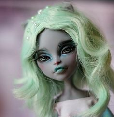 OOAK Monster High Purrsephone | Flickr - Photo Sharing!