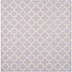 Safavieh Cambridge Leonard Hand-Tufted Wool Area Rug, Purple