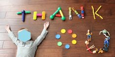 Thank You Notes and Spelling with Toys | The Activity Mom