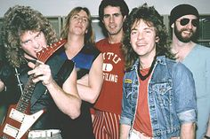 It is a new week, and time for a new set of Deep Tracks, brought to us by Robert! I am thrilled with this week's featured artist - Night Ranger. Night Ranger was one of my favorite ba. Music Sing, 80s Music, 80s Rocker Girl, Steve Gaines, Tommy Shaw, Night Ranger, 80s Hair Bands, Damn Yankees, The Power Of Music