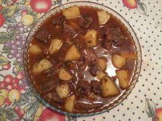 Receita de Carne de panela com batata - Tudo Gostoso