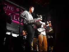 The Longshots play 'Monkey Man' live at the 2 Bit Saloon in Seattle.