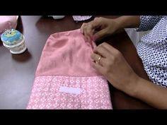 MPC 150414 PORTA FRALDAS PATCHWORK ELIANA WAKI PT2 - YouTube