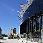 Zlín po r.2010 Opera House, Building, Travel, Voyage, Buildings, Viajes, Traveling, Trips, Construction