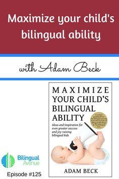 Maximize your child's language ability