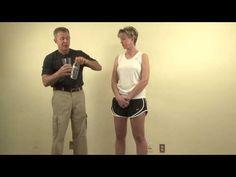 How To Fix a Hiatal Hernia | drdavidwilliams.com HIATAL HERNIA EXERCISE DEMONSTRATION