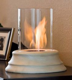 13 Cool Portable Fireplace for Warm Winter