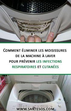 Comment éliminer les moisissures de la machine à laver pour prévenir les infections respiratoires et cutanées #moisissures #moisissuresdelamachineàlaver #machineàlaver #infectionsrespiratoires #infectionscutanées #nettoyant