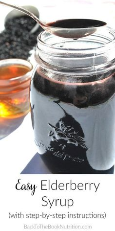Cold Remedies, Natural Home Remedies, Herbal Remedies, Health Remedies, Bloating Remedies, Cooking With Turmeric, Elderberry Recipes, Elderberry Syrup Recipe Canning, Elderberry Benefits