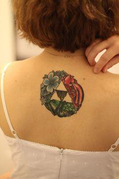 Cool Zelda Tattoo Ideas