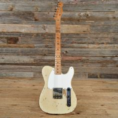 Fender Esquire Blonde 1958
