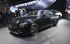 2017+Mercedes-AMG+E43+revealed+at+New+York+Auto+Show:+Live+photos+and+video