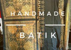Handmade Batik