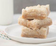 Ooey Gooey Salted Caramel Butter Bars