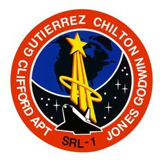 space mission patches | Free Download Sts 102 Nasa Space Shuttle Mission Patch