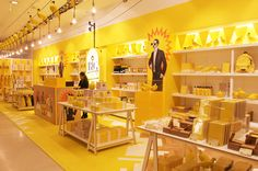The Big Yellow Shop | Selfridges.com