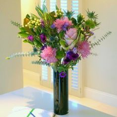 Luxe & Wild - flowers for business