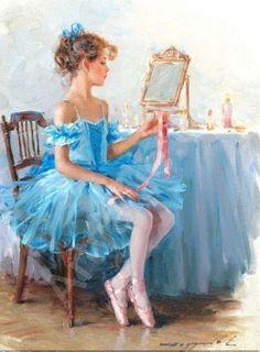 Maher Art Gallery: Konstantin Razumov | Russian impressionist