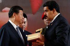 Venezuela y China firman 38 acuerdos de cooperación | El Economista
