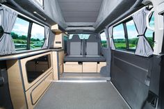 Clean and stylish camper van conversions including motability, wheel chair access http://tcconversions.co.uk/
