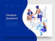 Chatbot helper by Dmitrii Kharchenko