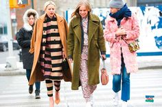 Perfect Style Recipes | El sobre todo o abrigo, La pieza más importante del NYFW