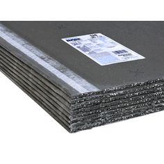 PermaBase�Cement Board (Common: 1/4-in x 3-ft x 5-ft; Actual: 0.25-in x 36-in x 60-in)
