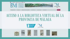 ¿Qué es la Biblioteca Virtual de la Provincia de Málaga? Castles