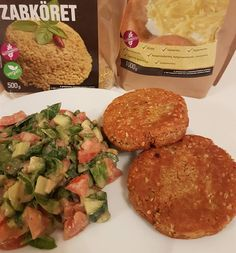 Vöröslencse fasírt Vegan, Food, Essen, Meals, Vegans, Yemek, Eten