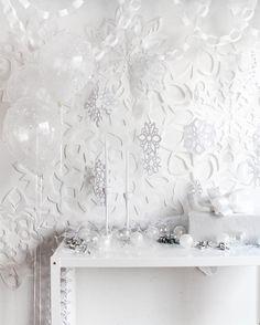 White on white on white! @ohhappydaypartyshop