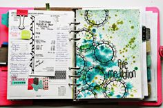 Added my week 5 of #documentedlife, #thedocumentedlifeproject in my Filofax...