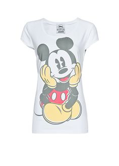7fe4ea94cf60 Fashion for Woman. Mickey Mouse OutfitMickey Mouse T ShirtMinnie MouseCute  DisneyDisney ...