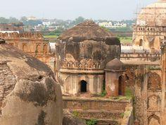 Bidar Fort in India