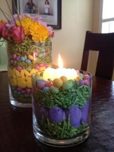 Fun with Easter treats