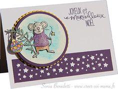 Encore une petite souris....