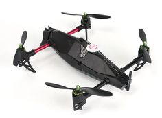Quanum Venture FPV Deluxe Quad-Copter Set With DJI, FatShark, Multistar and Afro Components (PNF)