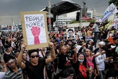 Story Of Today – February 25, 2017 – Philippines People Power Rises Again