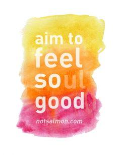 colours make me feel good