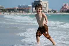 Beach safety tips