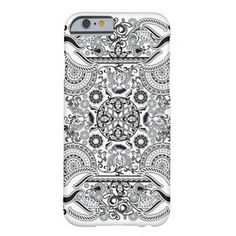 Mandala I phone 6 cover