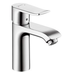 Photo Gallery For Website Hansgrohe Metris Single Hole Low Arc Bathroom Faucet in Chrome