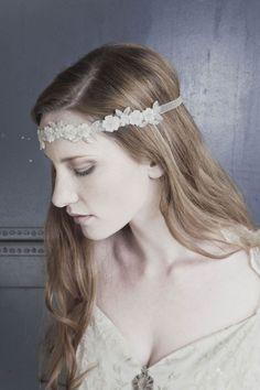 rubyanddiva.com Daisy headband