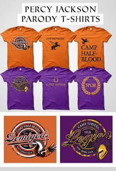 I really want one of these!!!! Especially the camp half blood and Tartarus tour!