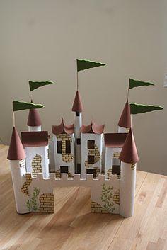 DIY: cardboard & car